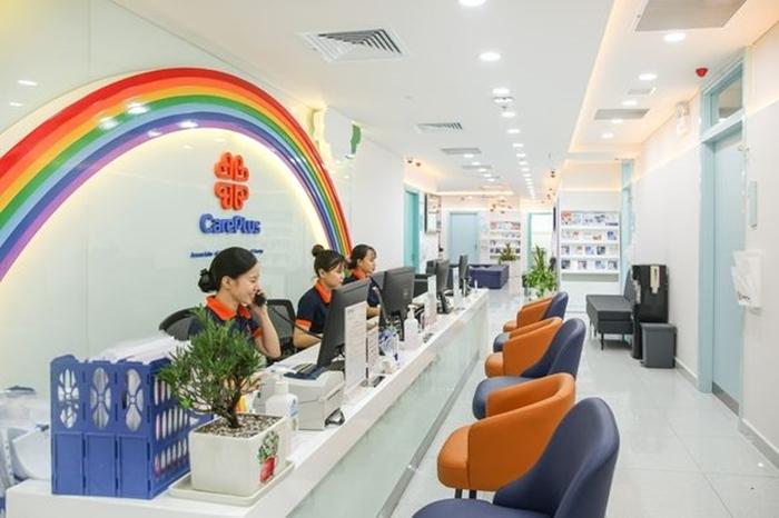 Phòng khám Quốc tế CarePlus có cơ sở mới rộng 900 m2