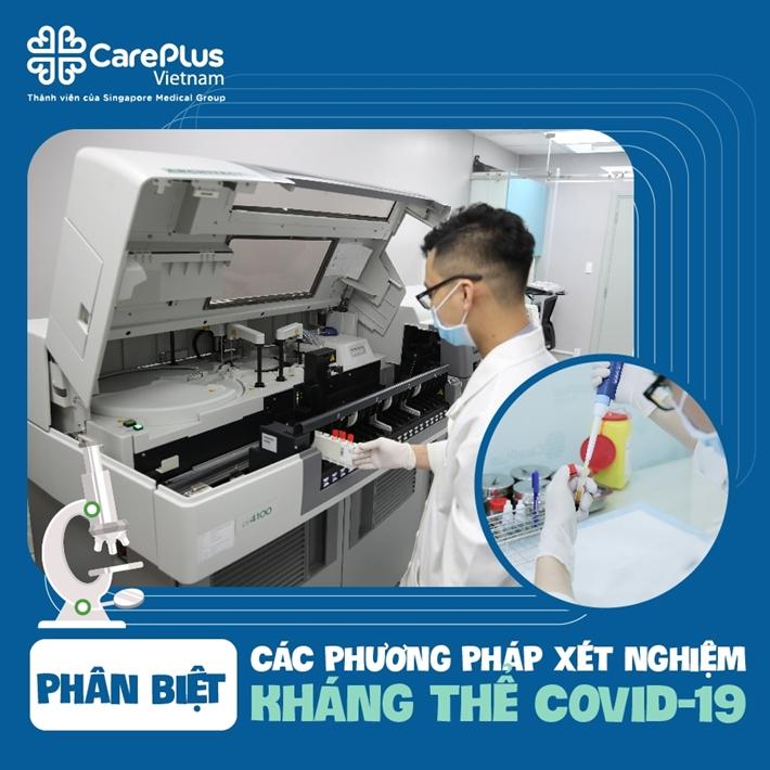 Phân biệt các phương pháp xét nghiệm định lượng kháng thể COVID-19