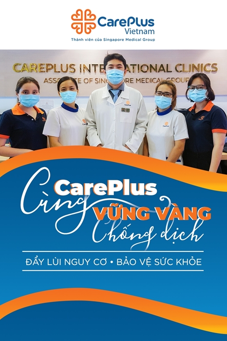 COVID-19 screening process at CarePlus