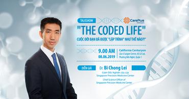 """Talk show """"The coded life"""" - Cuộc đời bạn được lập trình như thế nào?"""