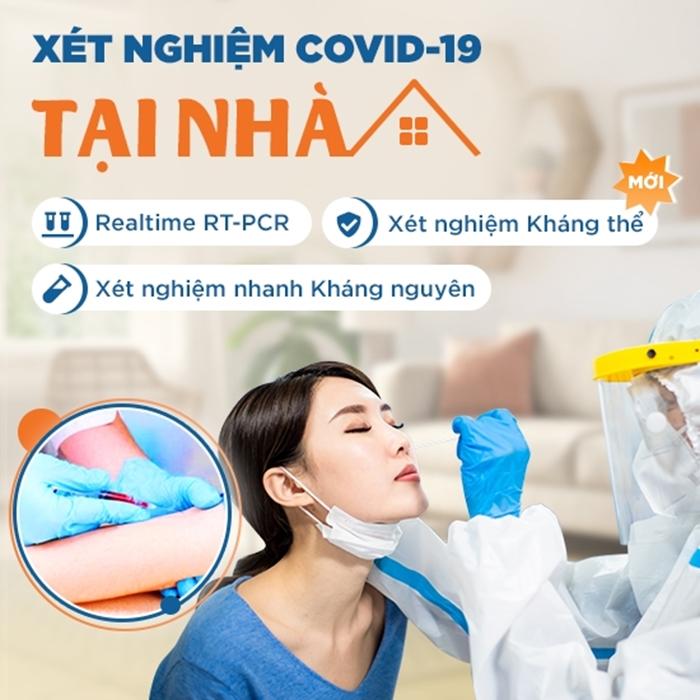 Xét nghiệm COVID-19 tại nhà