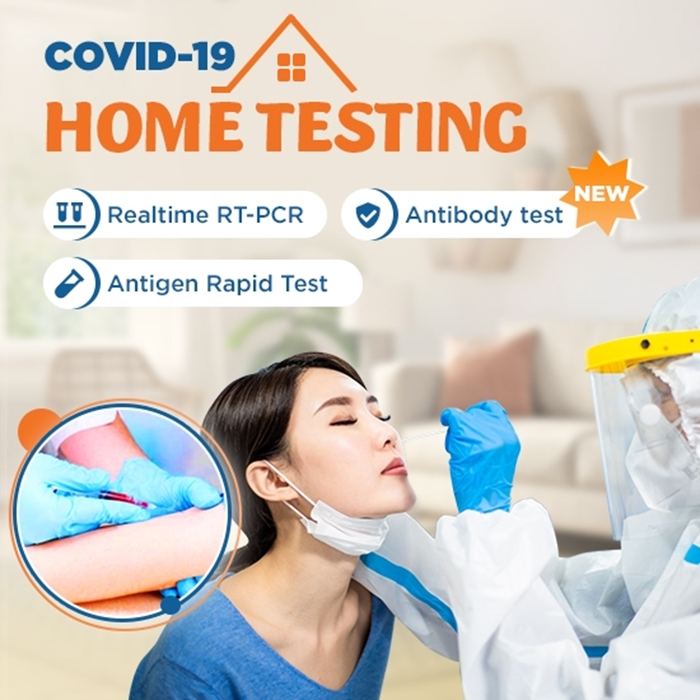 COVID-19 Home Testing