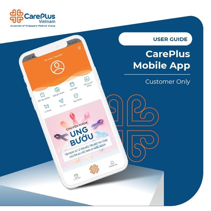 CarePlus mobile app user guide