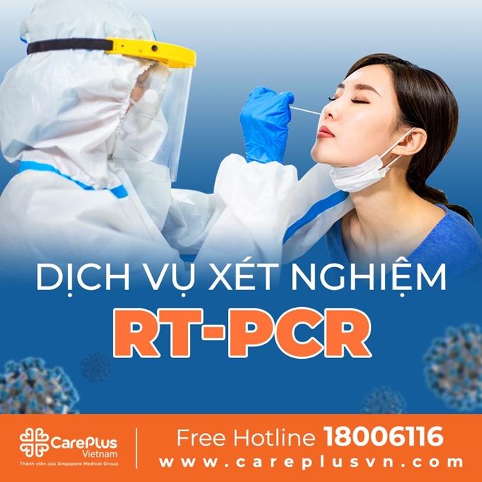 Xét nghiệm Realtime RT-PCR
