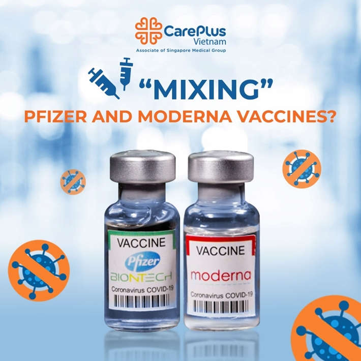 Mixing Pfizer and Moderna vaccines?