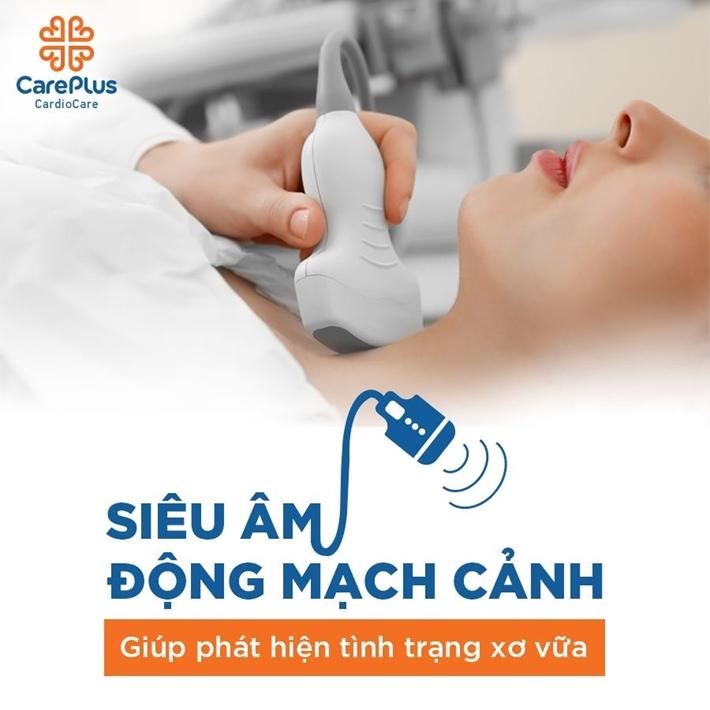 Tầm soát xơ vữa mạch máu đề phòng nguy cơ đột quỵ - đột tử